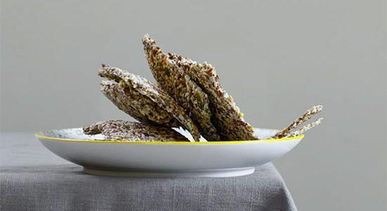 Quinoa knækbrød