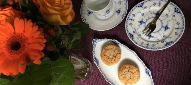 Blåbær scones